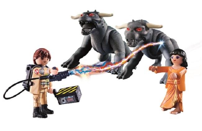 Venkman et les chiens de la terreur, gamme Ghostbuster de Playmobil