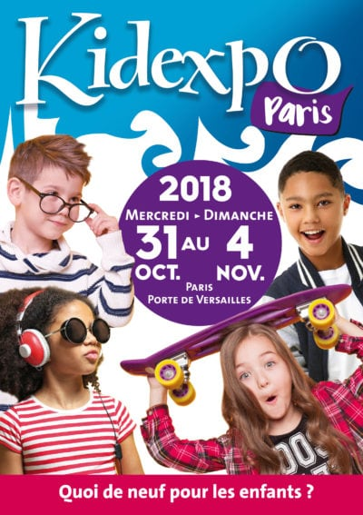 kidexpo paris 2018