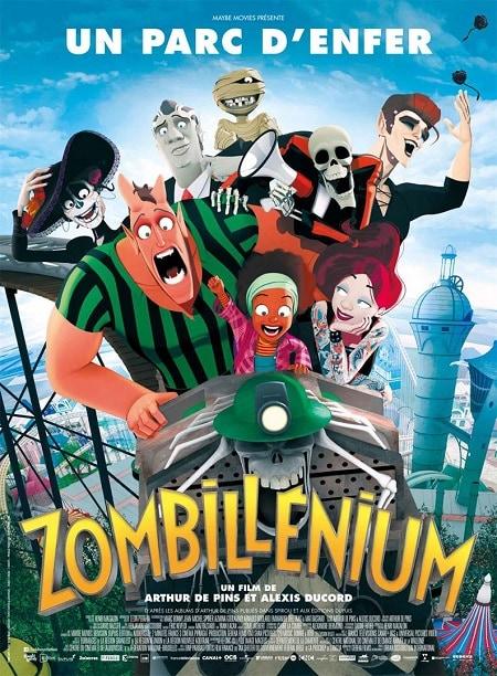 Affiche Zombillenium, le film