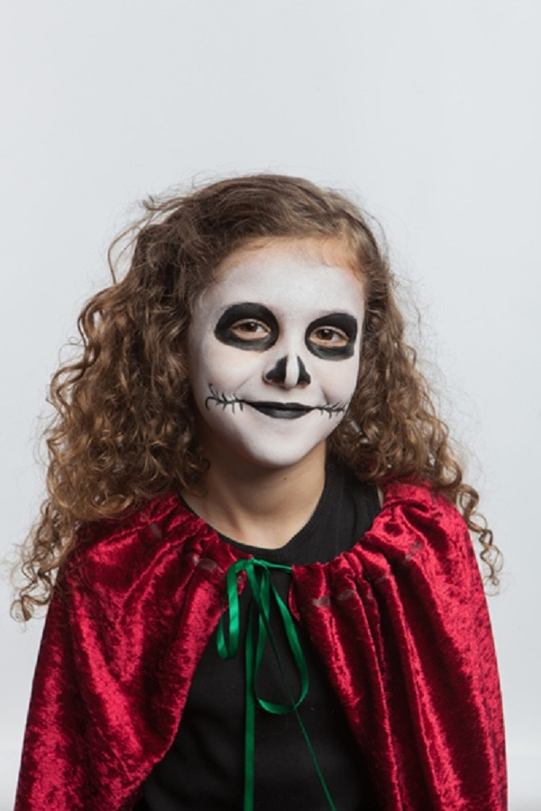 Tuto Maquillage Halloween Fille Catarina
