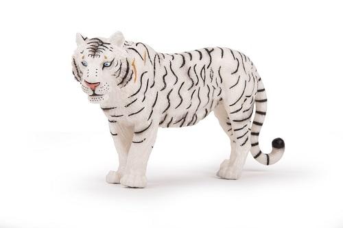 figurine tigresse blanche géante Papo