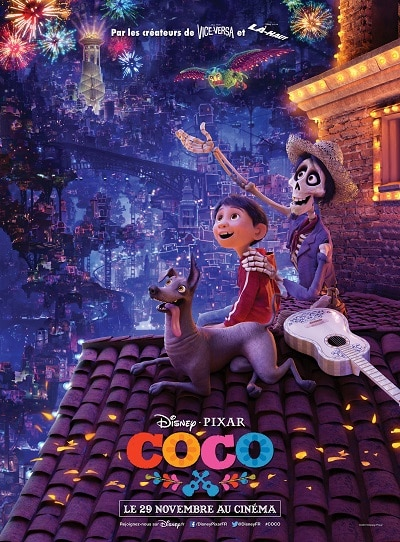 affiche Coco, Disney Pixar