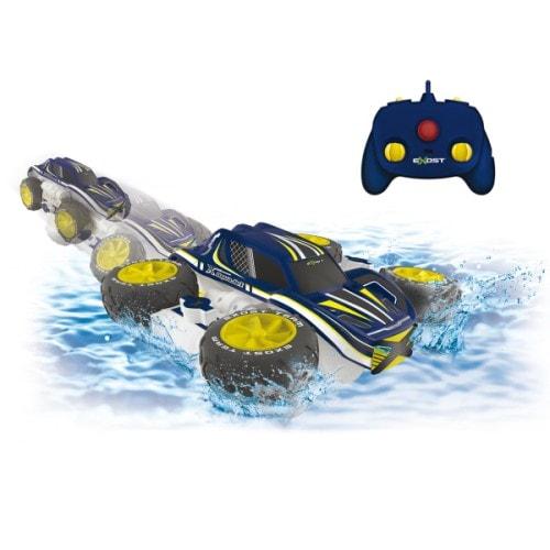 Aquajet, voiture télécommandée sur l'eau