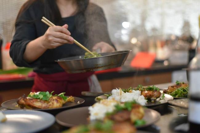 Cours De Cuisine Vietnamienne La Kitchenette De Miss Tâm