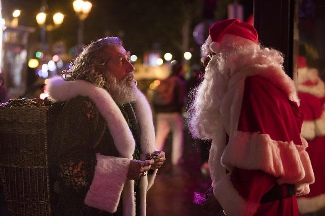 Santa & Cie, rencontre entre le vrai et le faux Père Noël