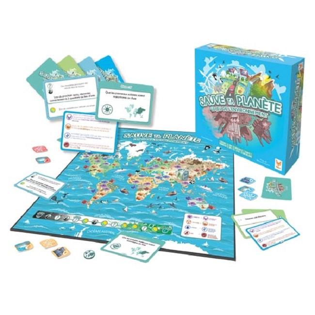 Sauve ta planète Topi Games