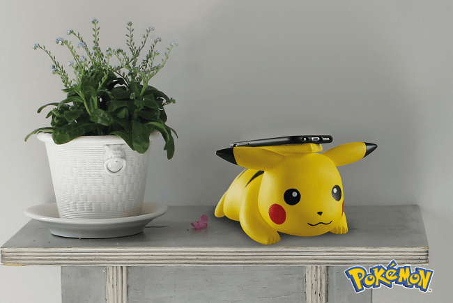 chargeur induction Pikachu teknofun