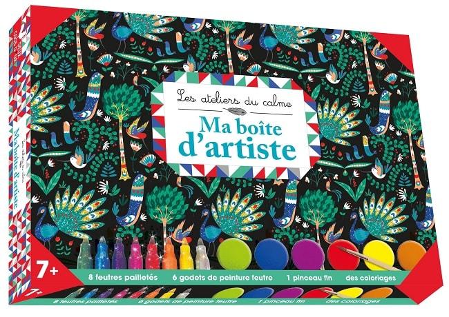 Ma Boîte d'artiste, loisirs créatifs