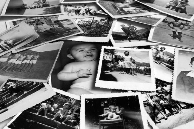 photos argentiques noir et blanc