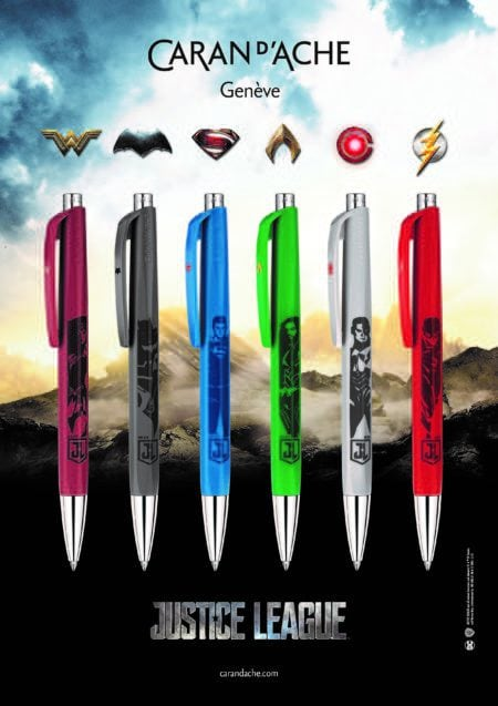 Edition spéciale de stylo Justice League 888 Infinite®