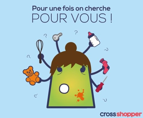 CrossShopper comparateur de prix collaboratif