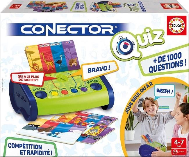 connector quiz jeu de connaissances pour les 4 7 ans. Black Bedroom Furniture Sets. Home Design Ideas