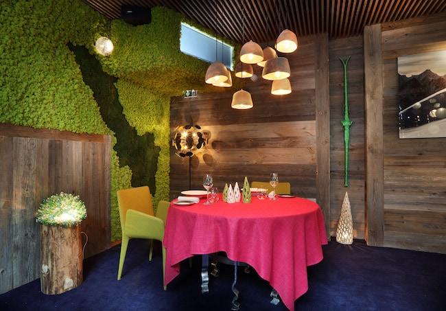 Val Thorens Restaurant étoilé