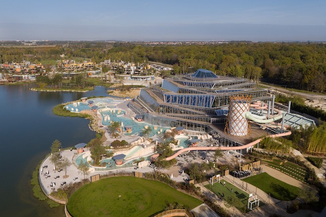 Villages Nature Paris pour un weekend en famille proche de Disneyland