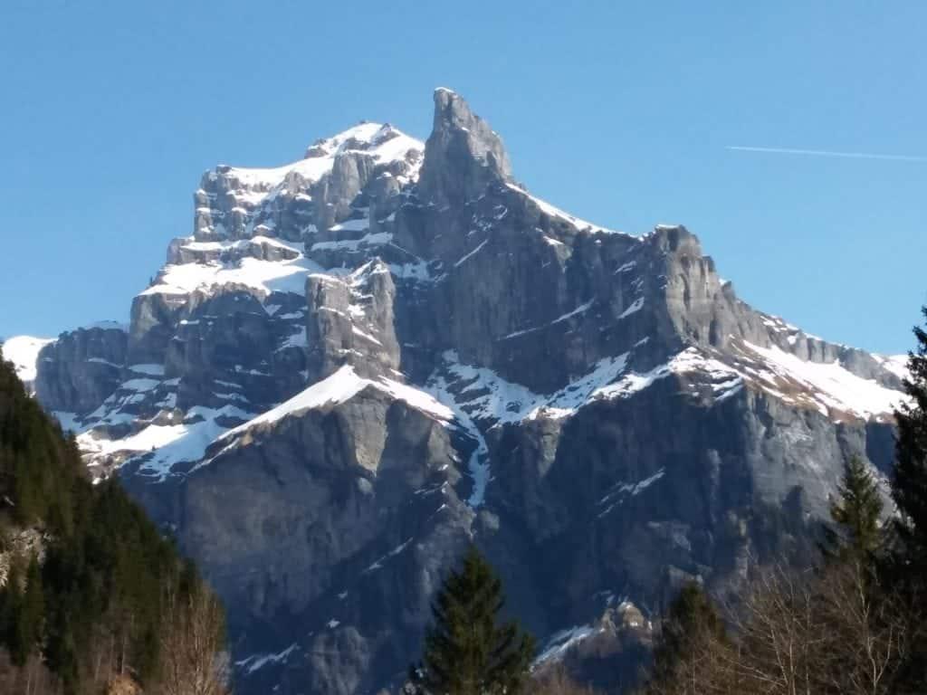 Sixt-Fer-à-Cheval en Savoie