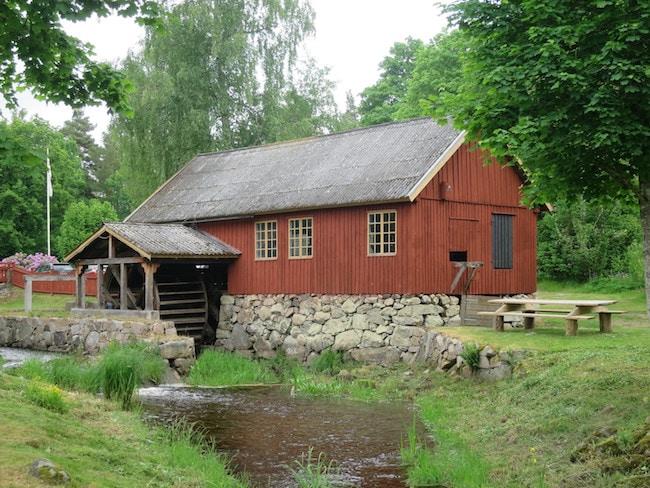 Vacances Smaland Suède