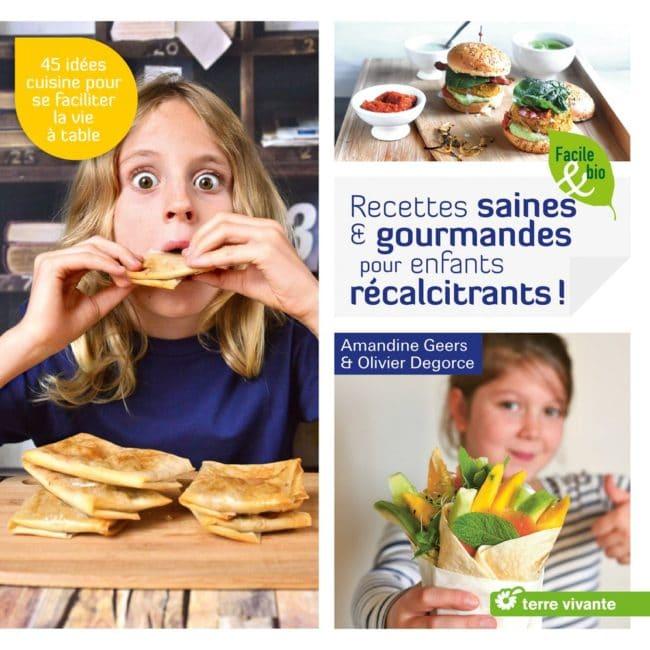 Recettes saines et gourmandes pour enfants récalcitrants