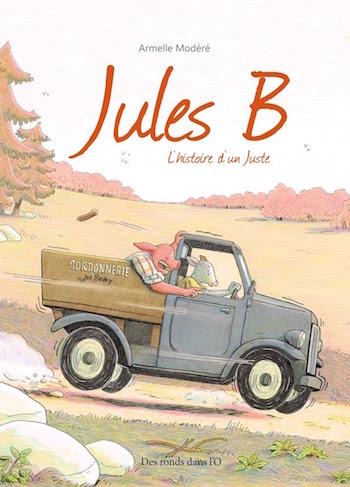Jules B BD