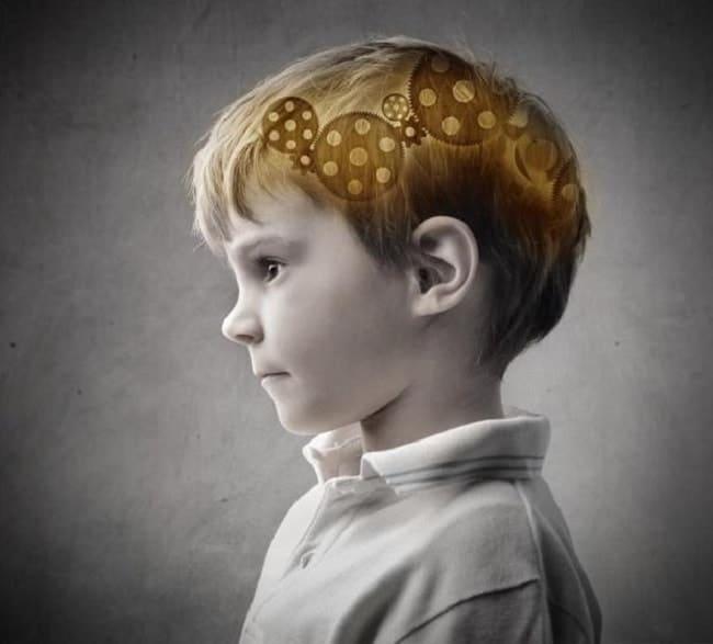 Hormones qui rendent les enfants heureux