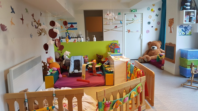 garderie enfants hotel thalasso le royal barrière la baule