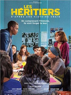 film les héritiers en dvd