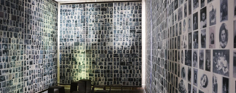 memorial de la shoah le mur des enfants