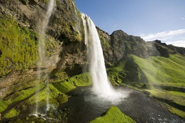 chute d'eau islande