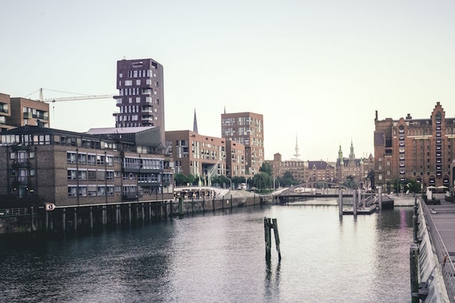 Escapade Hambourg
