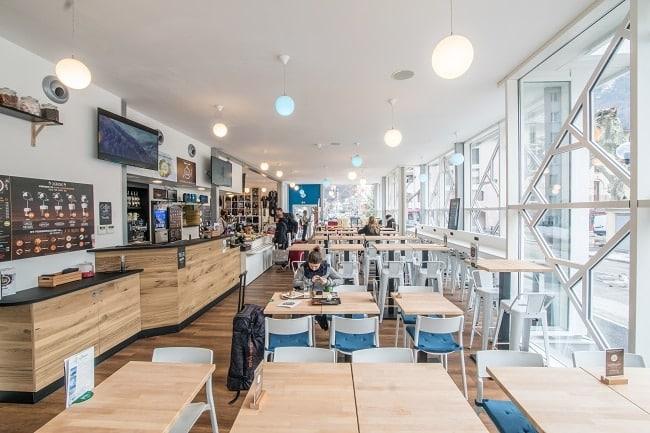 Café gare de Moutiers