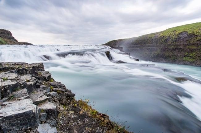 paysages naturels d'islande