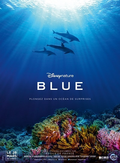 affiche Blue Disneynature