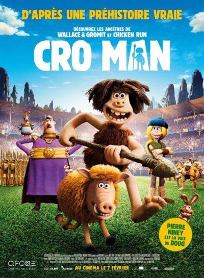 affiche Cro Man
