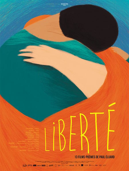 liberté 13 films Paul Eluard