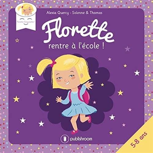 Trisomie 21, livre Florette Coquinette