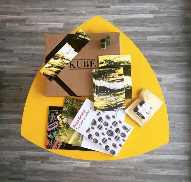 Box livre Kube