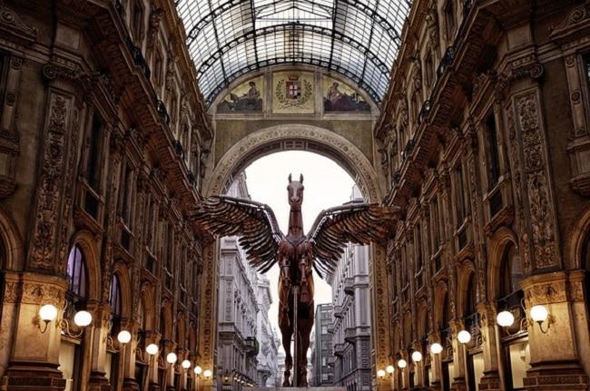 Milan en famille