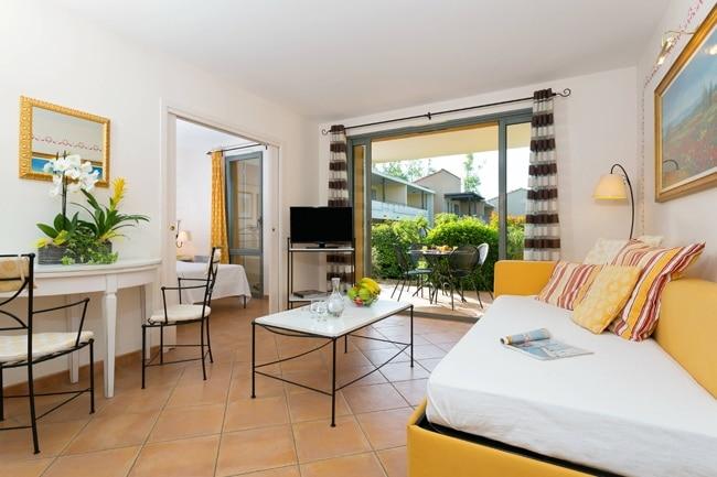 appartement pour 4 personnes en résidence vacances en Provence