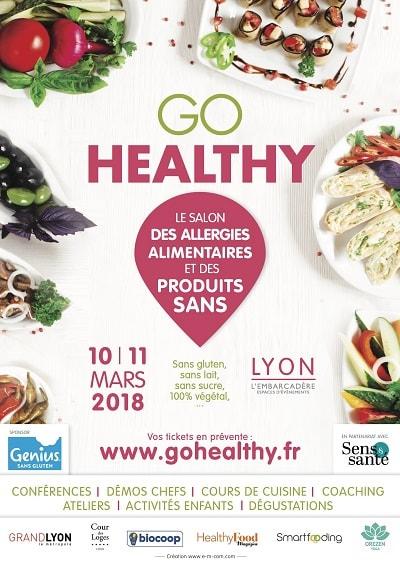 Go Healthy Lyon 2018