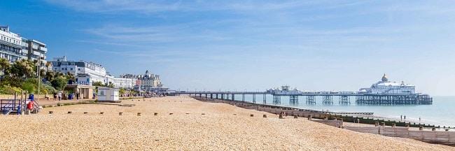 séjour linguistique ECI à Eastbourne en Grande-Bretagne