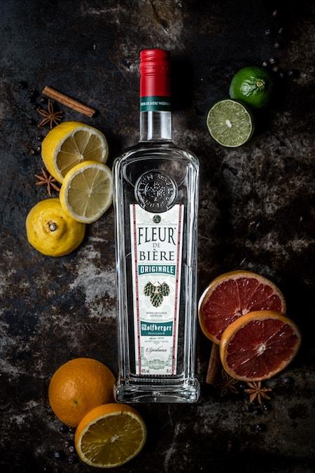 Alcools originaux
