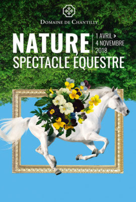 Nature spectacle équestre Chantilly