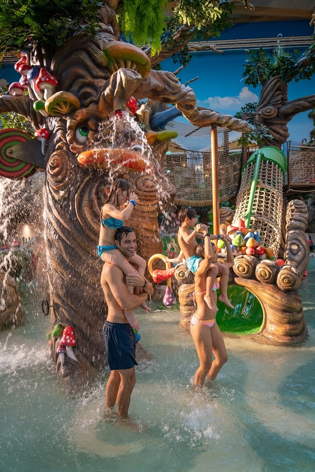 parc aquatique ludique Rulantica