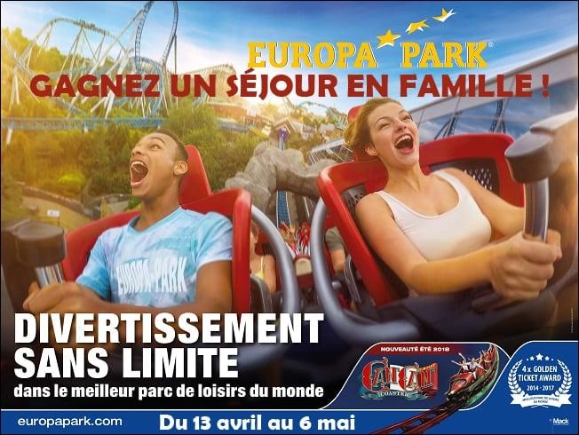 concours Europa Park