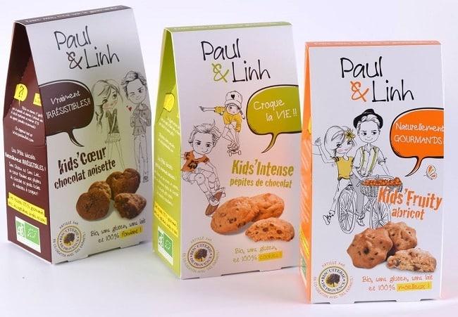Gâteaux sans gluten pour enfants