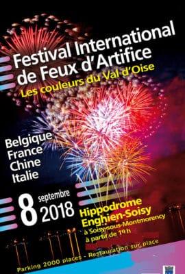festival de feux d'artifice du Val d'Oise