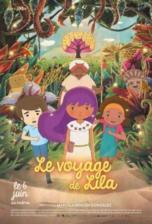 invitation le voyage de lila