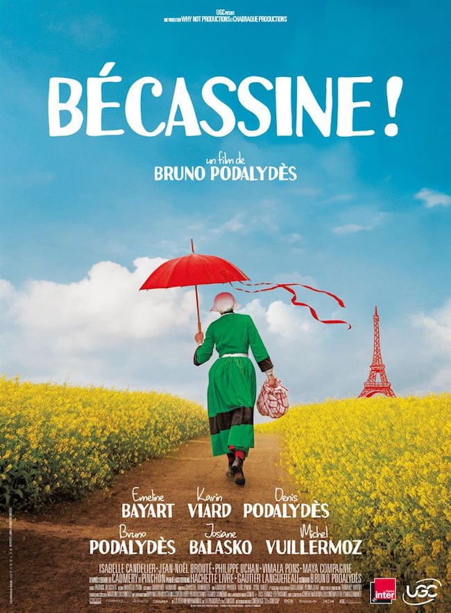 Becassine le film 2018