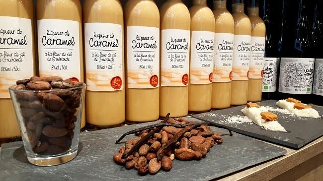 boutique French Elixir spécialités bretonnes Saint-Malo
