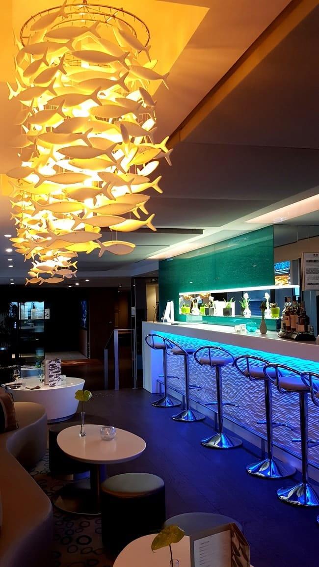bar de l'hötel oceania saint-malo