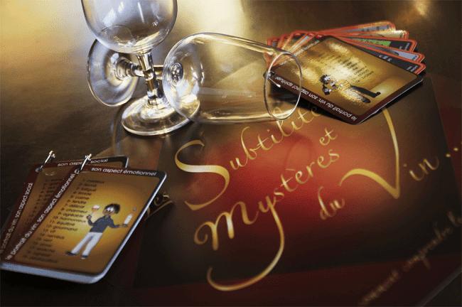 Les Subtilités et Mystères du Vin